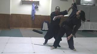 Ninjutsu Weapon Tactics
