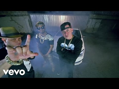 Video Pa la Pared Cosculluela Ft Jowell y Randy