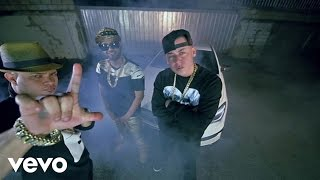 Pa' La Pared - Cosculluela feat. Jowell Y Randy (Video)