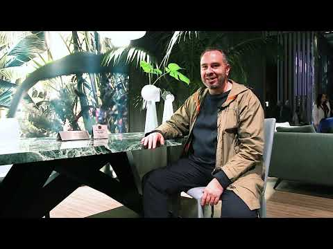 Salone del Mobile 2019 - Alain Gilles racconta Big Table