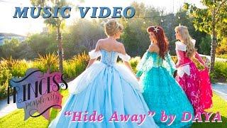 """Hide Away"" By Daya   Disney Princess Lip Sync Music Video"