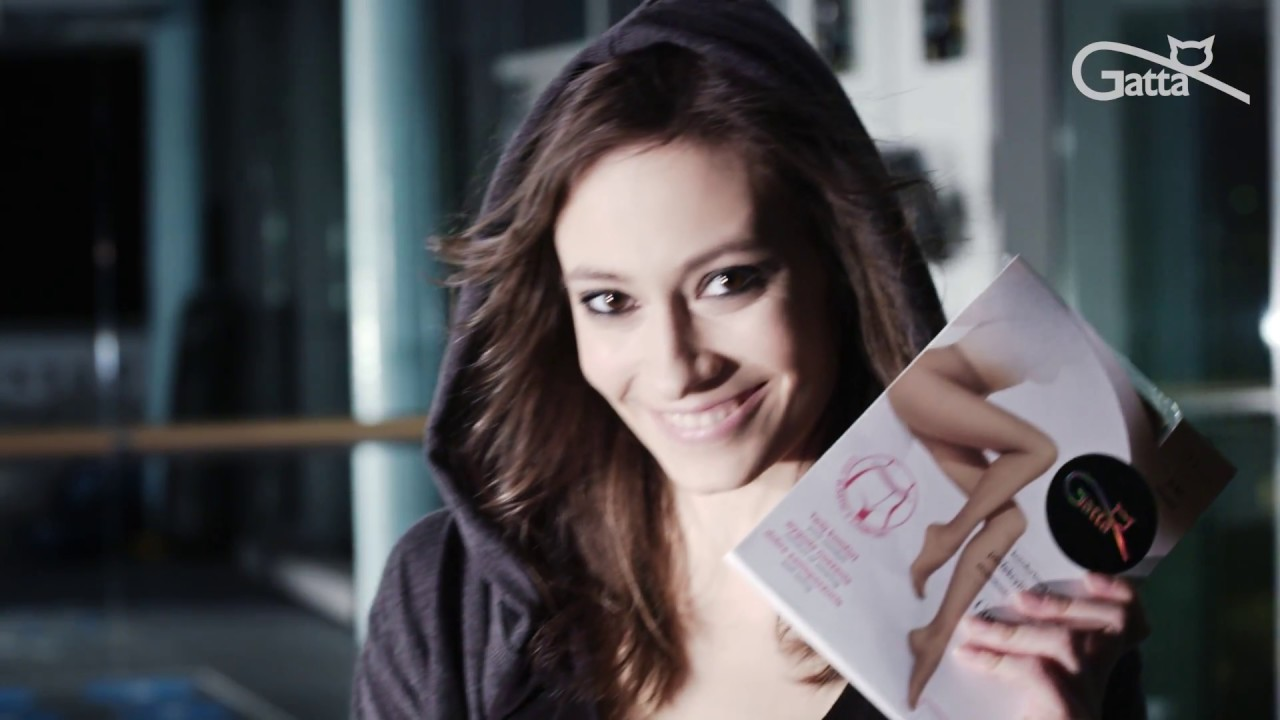 GATTA - RIYO JUNGLE - Leggingsy wzorzyste - Bielizna damska Dla Niej Legginsy Rajstopy film