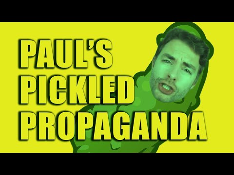 Paul's Pickled Propaganda (Ft: Carlos Maza, Jamie Peck and Jack Saint) - [2020] The Serfs