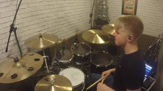 Zac Brown Band // Make This Day // Drum Cover