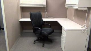 Office Cubicles- AllSteel 8000 Office Cubicle- CubicleDepot.com