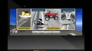 iDS Diagnostic tool for PWC, ATV, BOAT and SNOWMOBILE