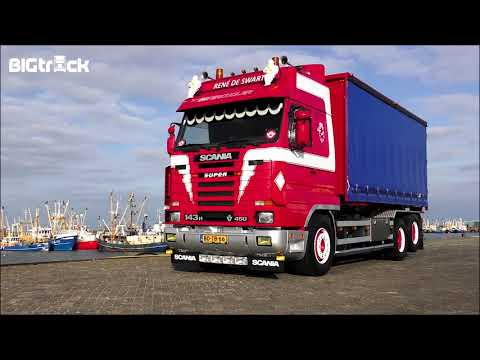Video bij: Project Scania 143 Streamline van René de Swart