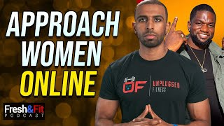 How To Approach Women Online 2020 -Social Media Game