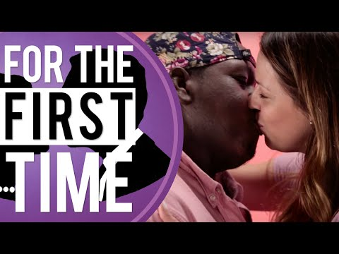 how to snog a boy for the first time