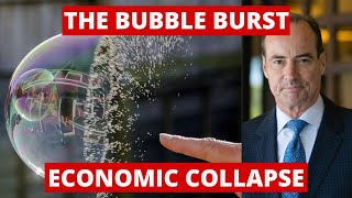 Economy Collapse 2020 | The Bubble Is Bursting | Harry Dent, Harvard MBA