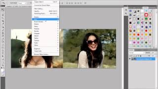 Adobe Photoshop Kapak Fotoğrafı Yapımı #1 (Secil Kaya)