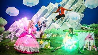 Super Smash Bros. Ultimate in Real Life