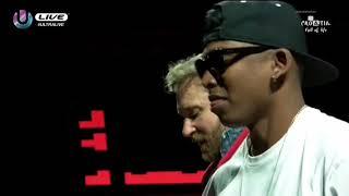 David Guetta & GLOWINTHEDARK - Jump (Live @ Ultra Europe 2018)