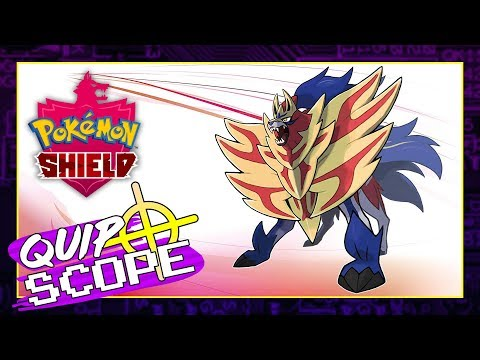 Pokémon Shield [GAMEPLAY & IMPRESSIONS] - QuipScope