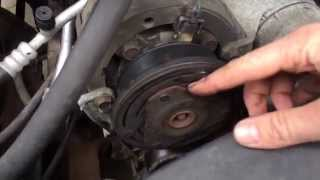 Car Air Conditioning Troubleshooting