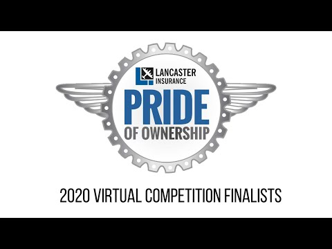 Lancaster Insurance Pride of Ownership 2020 Finalists