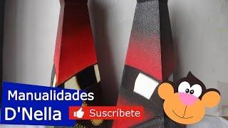 """Manualidades: Florero de Trupan Parte2 - By """"Taller Dnella""""2014"""