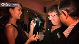 Michel Adam Maria Mogsolova  Flo Rida New Years Eve Pre Party at Villa Romana Dubai  FashionTV