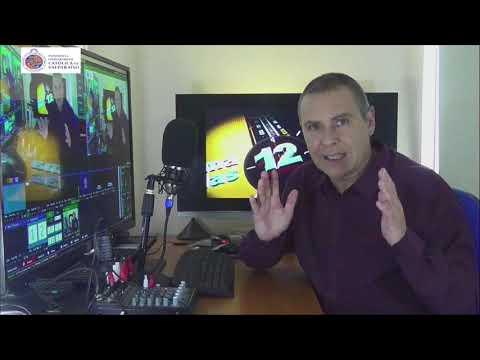 video Es Tema a las 12 Viernes 4 de Diciembre