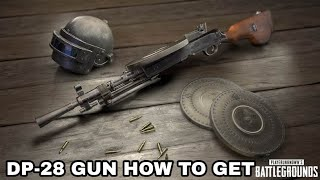 Best loot pubg game DP-28 gun & AKM watch now loot place