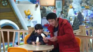 SBS [따뜻한말한마디] - 성수(이상우) 따뜻했던 은진(한혜진)과의 스케이트장 추억