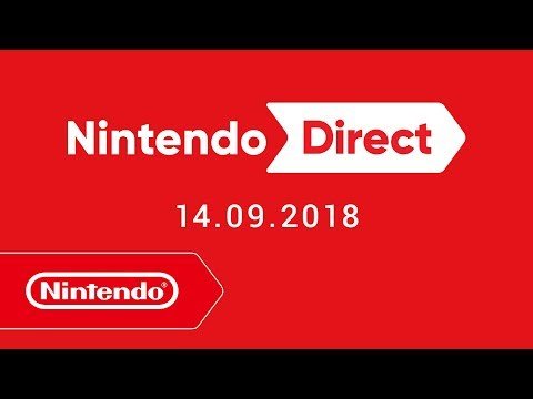 Nintendo Direct - 14.09.2018 (видео)