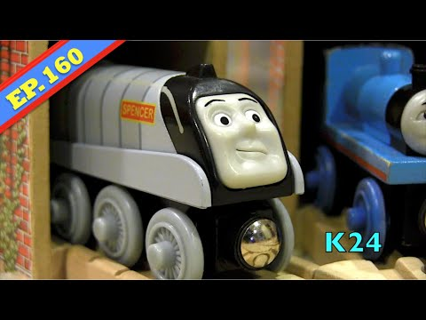Spencer Goes Too Far | Thomas & Friends Wooden Railway Adventures | Episode 160