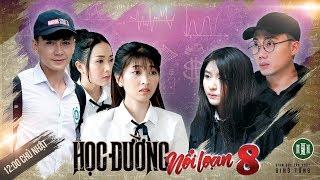 PHIM CẤP 3 - Phần 8 : Tập Cuối | Phim Học Sinh Hài Hước 2018 | Ginô Tống, Kim Chi, Lục Anh