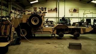HMT Extenda Wheelbase Conversion