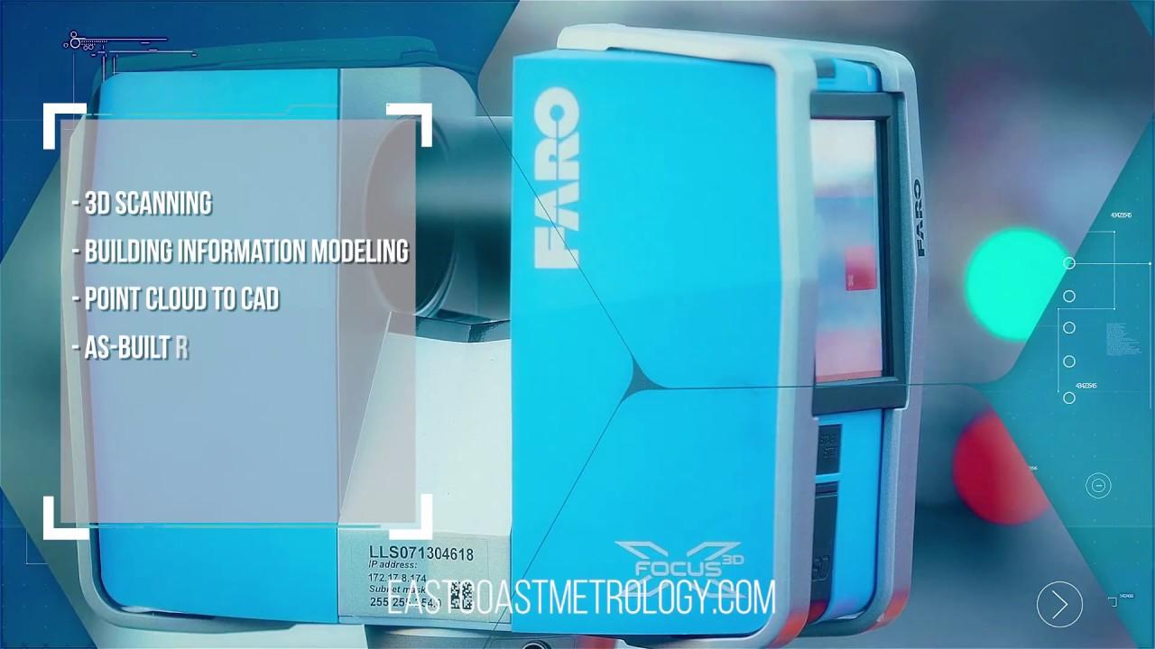 3D Metrology Services   Laser Scanning & Alignment   East