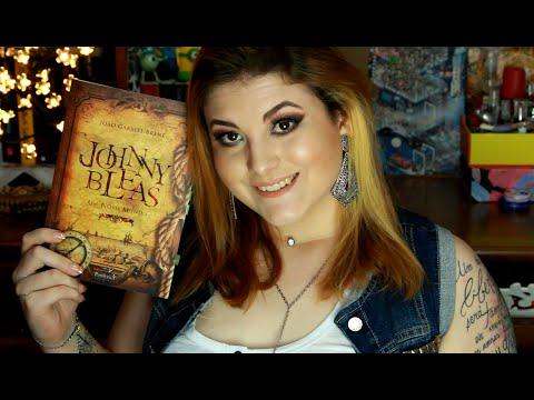 Resenha do Livro: Johnny Bleas Um Novo Mundo