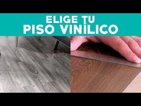¿Cómo elegir piso vinílico?