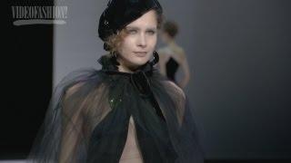 Giorgio Armani - Fall 2016 - Milan Fashion Week - Fashion Minute