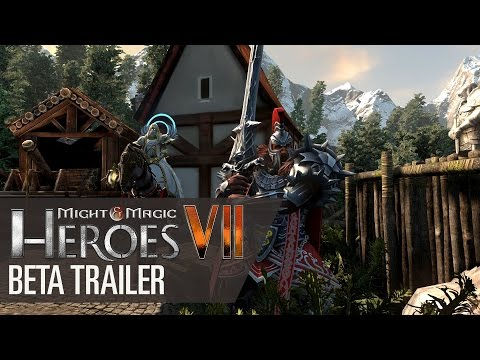 Might And Magic Heroes VII Beta Will Be Playable Next Tuesday