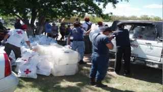 preview picture of video 'bomberos voluntario barranqueras'
