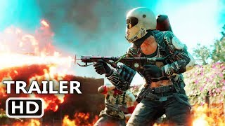 FAR CRY New Dawn Official Trailer (2019) Video Game HD