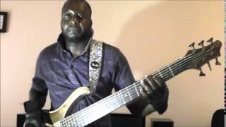 Mdu Masilela - Tsiki Tsiki Bass Cover