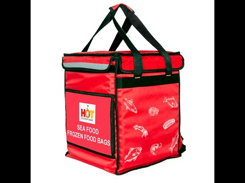 Sea Food Delivery Bag