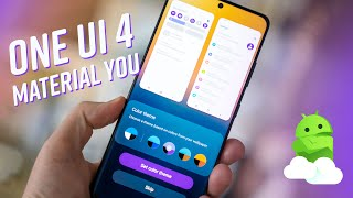 One UI 4 Beta 2: Material You is finally here! Galaxy S21 Android 12 update