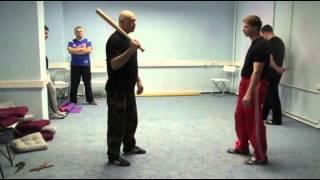 Самооборона Спецназ V Бейсбольная бита ( Смертельные удары и самооборона)