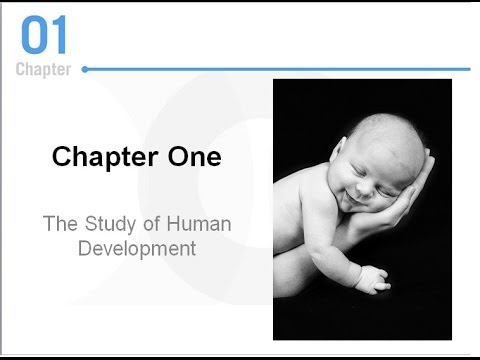 Developmental Psychology - Human Development - CH1