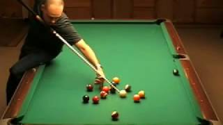 One Pocket Break and Run all 15 Ball in Texas | How To Play Pool