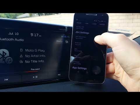 Kia Stinger JB4 Mobile Preview