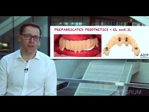 Digital implantology and prosthodontics: ADIP workflows