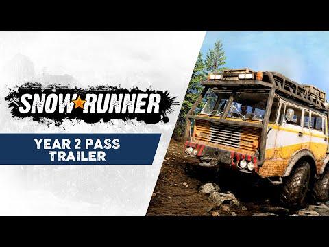SnowRunner : Year 2 Pass Trailer