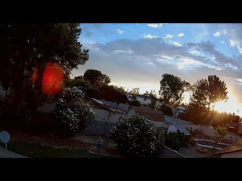 Geprc CineEye 79HD Modded - FPV Early Cloudy June Morning Outside My House