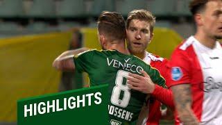 Samenvatting ADO Den Haag - FC Emmen 0-0 (23-01-2021)