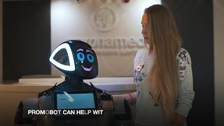 Medical Administrator Robot at a Chain of Hospitals