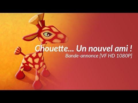 Chouette... Un nouvel ami ! - Bande-annonce [VF HD 1080P]