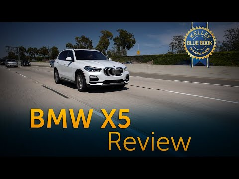 2019 BMW X5 – Review & Road Test